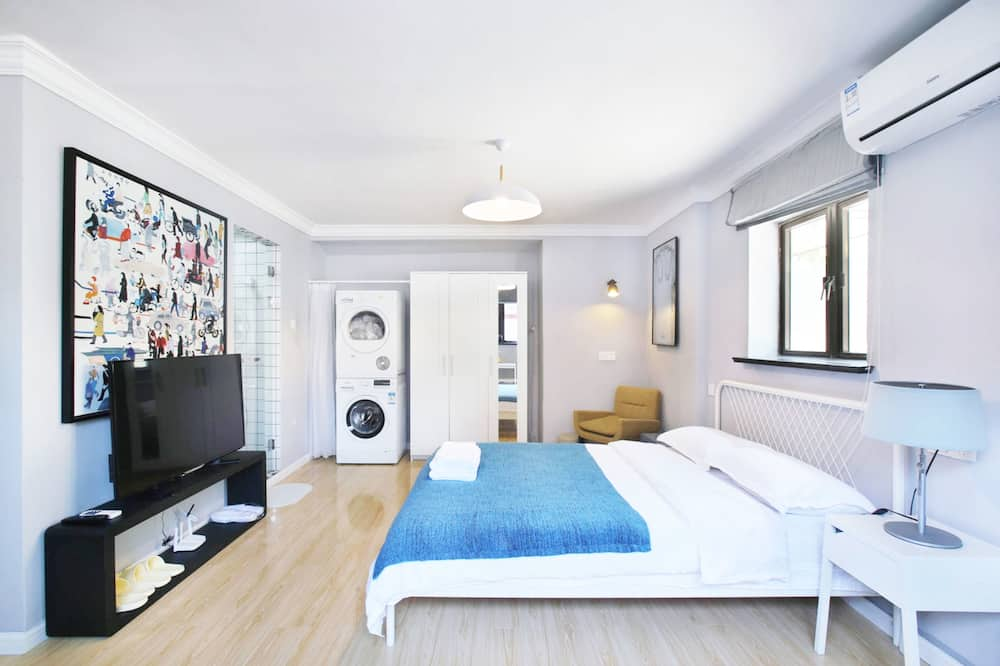 標準大床房 - 特色相片