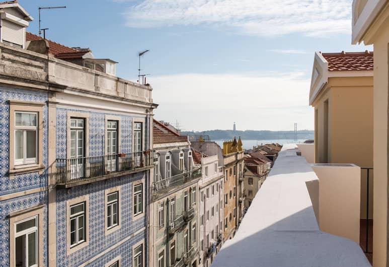 Casa do Jasmim by Shiadu, Lisboa, Dobbeltrom – standard, balkong, Gjesterom