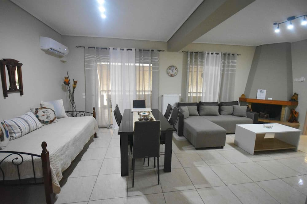 Departamento urbano, 3 habitaciones (A3) - Sala de estar