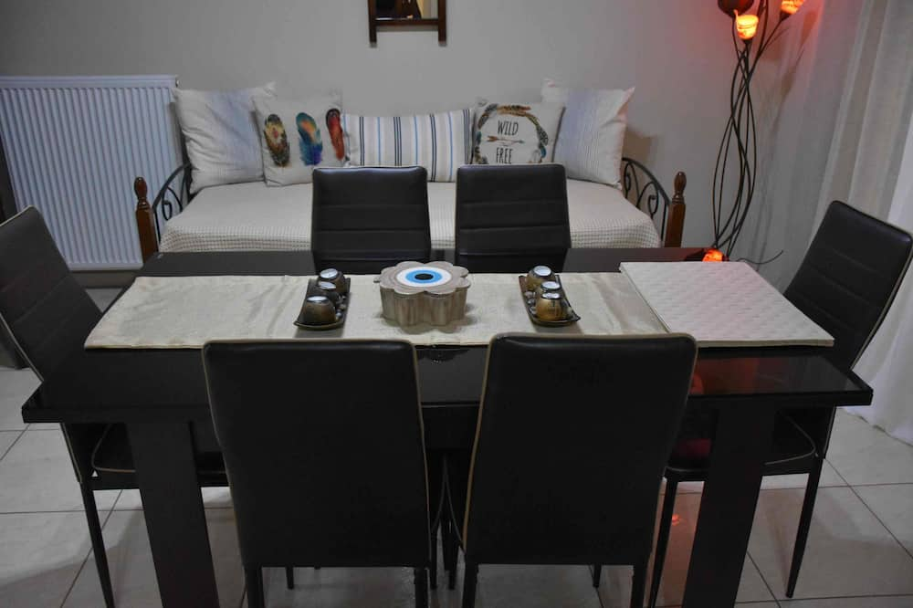 Departamento urbano, 3 habitaciones (A3) - Servicio de comidas en la habitación