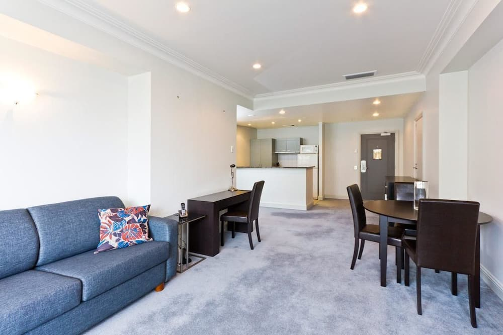 Apartment (Private Serviced Aparment) - Wohnzimmer