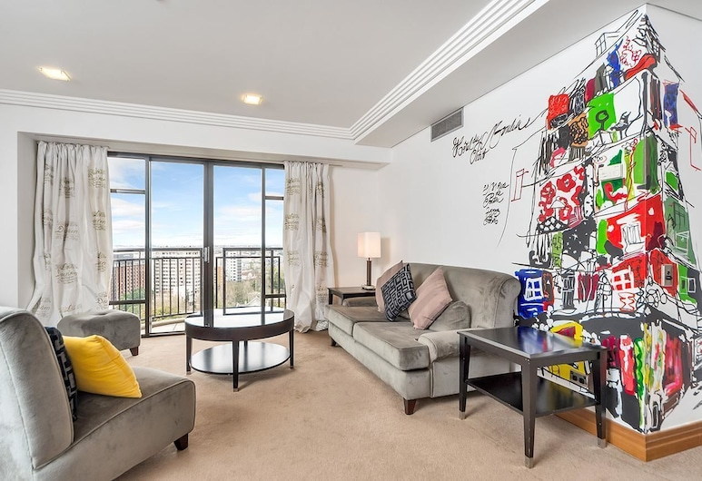 QV Luxury Apartment with Indoor Pool - 445, Auckland