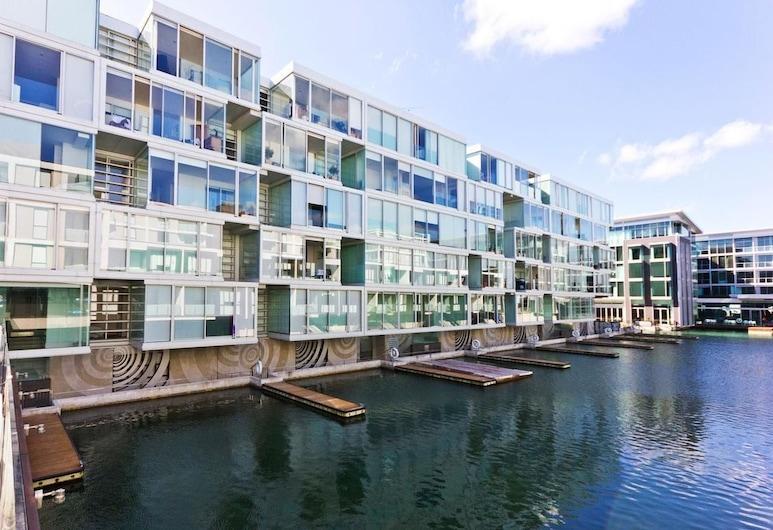 QV Waterway 2 Bedroom & Carpark - 330, Auckland, Udendørsareal