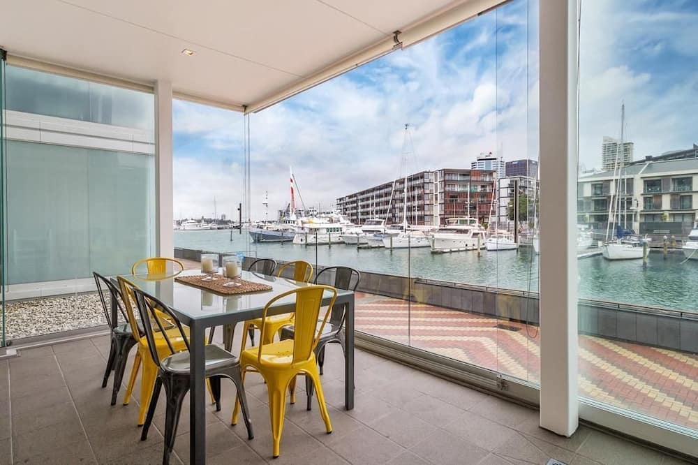 Apartment (Private Serviced Aparment) - Balcony