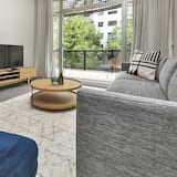 Apartment (Private Serviced Aparment) - Wohnbereich