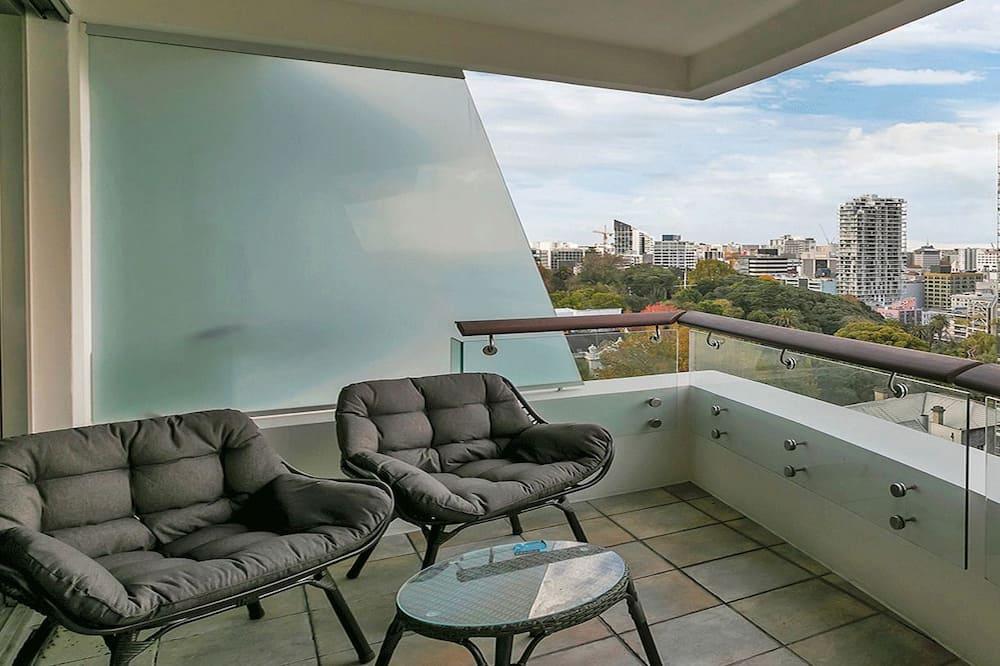 Apartment (Private Serviced Aparment) - Balkon