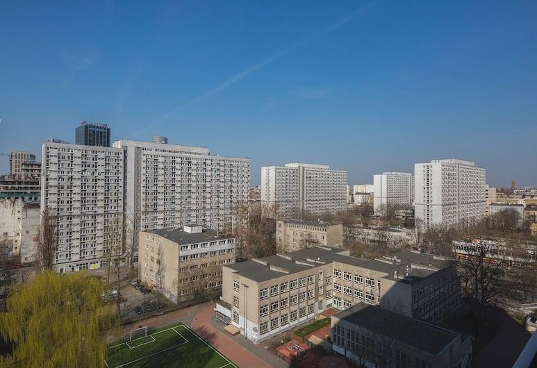 ShortStayPoland Pereca (B69), Варшава, Апартаменты, вид на город, Вид на город