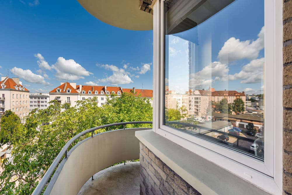 Apartament (Starowiejska 52/10) - Balkon