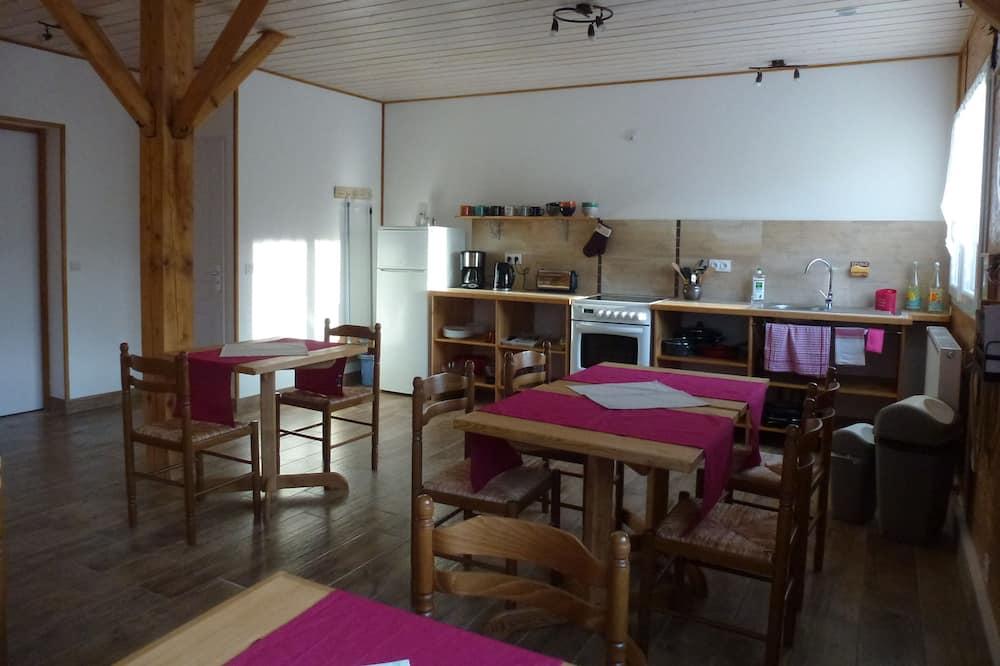 Double Room, Garden View - Shared kitchen