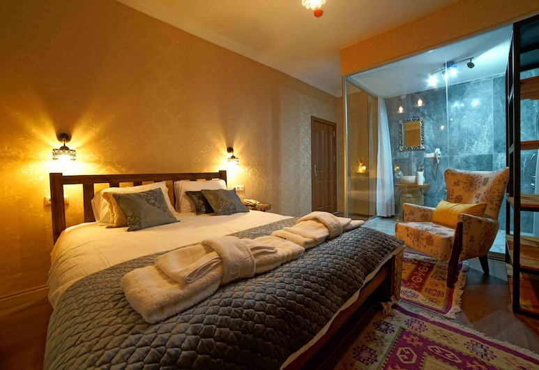 Pigeon Valley Hotel, Nevsehir, Guest Room
