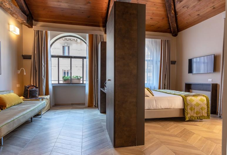 NEMAN Maison Experience I Pantheon , Rím, Rodinný apartmán, kuchynka, Hosťovská izba