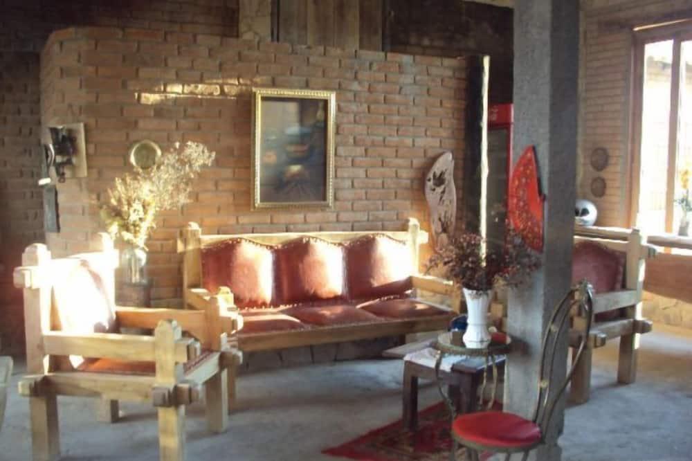 Standard Dağ Evi - Oturma Alanı