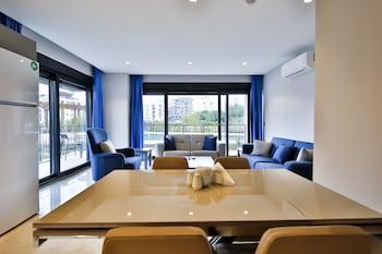 Obrázek hotelu Mene Suites ve městě Konyaalti