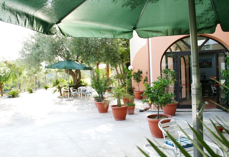 Villa degli Oleandri, Noto, Terraço/Pátio Interior
