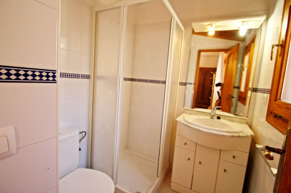 Villa, 3 slaapkamers, privézwembad - Badkamer