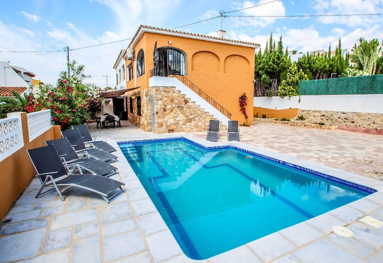 Basetes - holiday home with private swimming pool in Calpe, Calpe