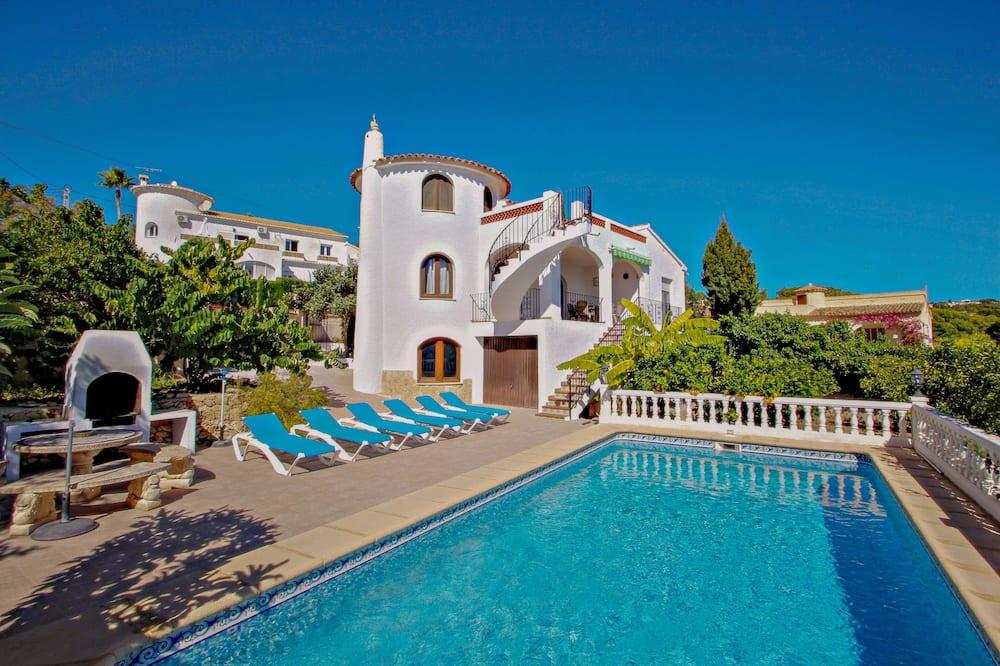 BVMorales - stunning sea view villa in Benissa