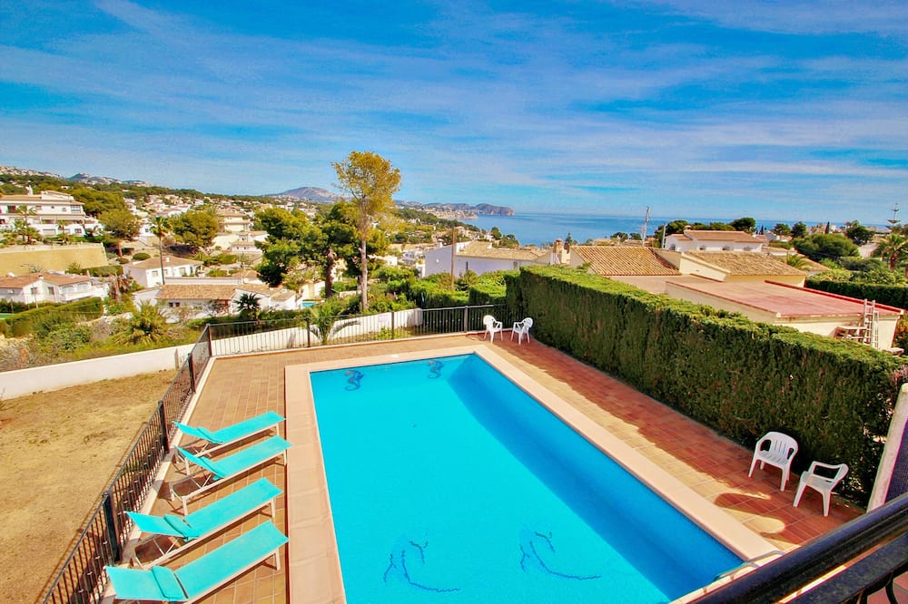 Villa, 3 Bedrooms, Private Pool, Sea View - Beach/Ocean View