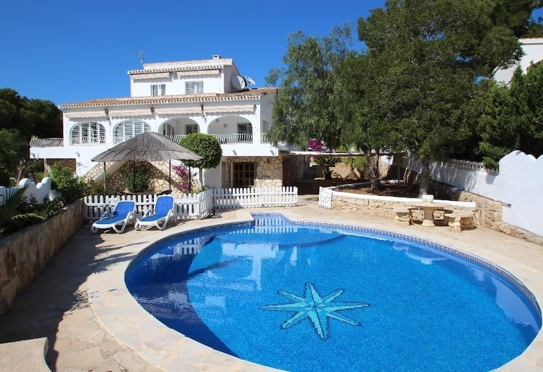 Rosario - modern, well-equipped villa with private pool, Teulada
