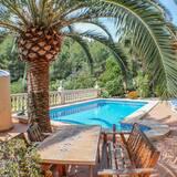 Villa, 3 soverom, privat basseng - Privat basseng