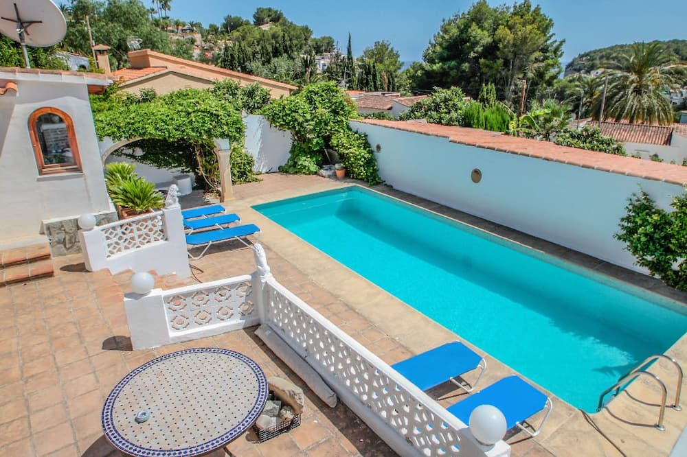 Villa, 4 Bedrooms, Private Pool, Sea View - Private pool
