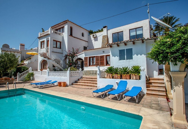 Tanja - modern, well-equipped villa with private pool in Costa Blanca, Benissa