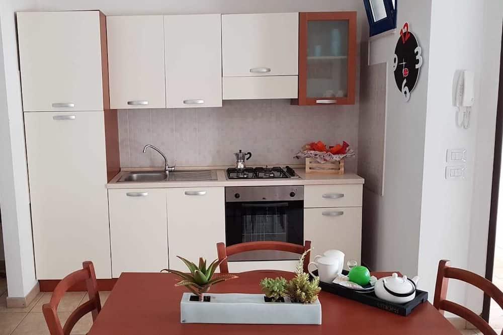 Apartmán, více lůžek - Obývací prostor