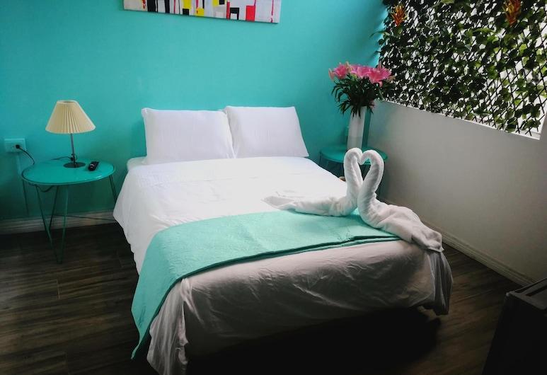 客製藝術青年旅舍, 聖荷西, 基本雙人房, 1 張加大雙人床, 客房