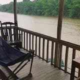 Superior Double Room, River View - Balcony