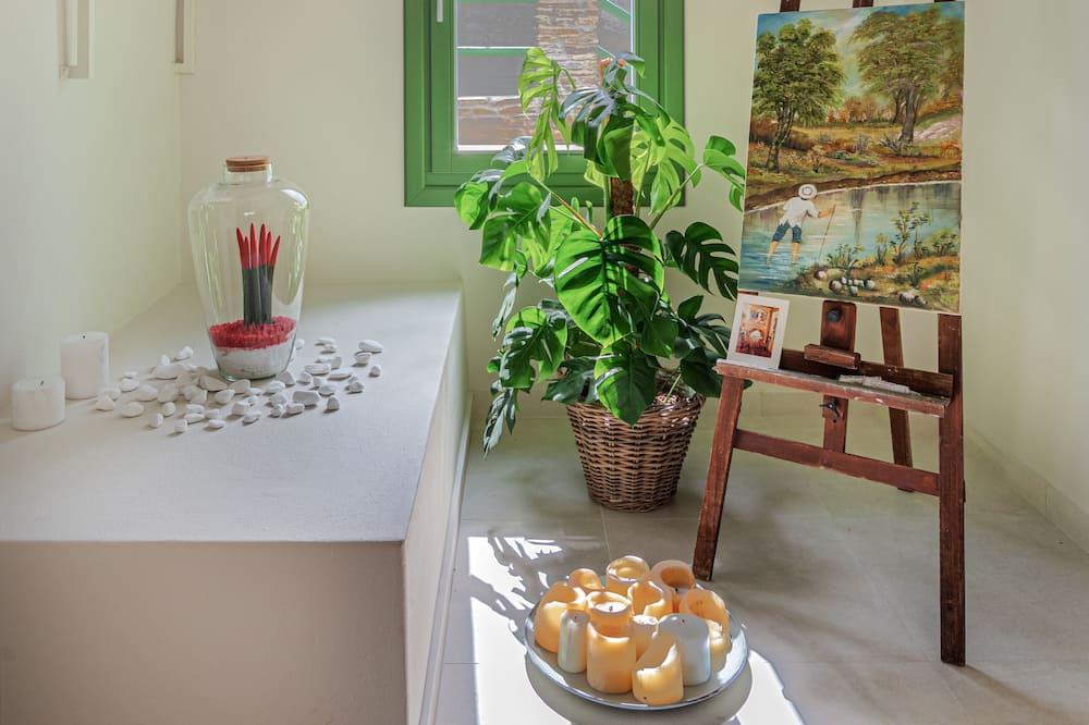 Iris Suite - Dzīvojamā zona