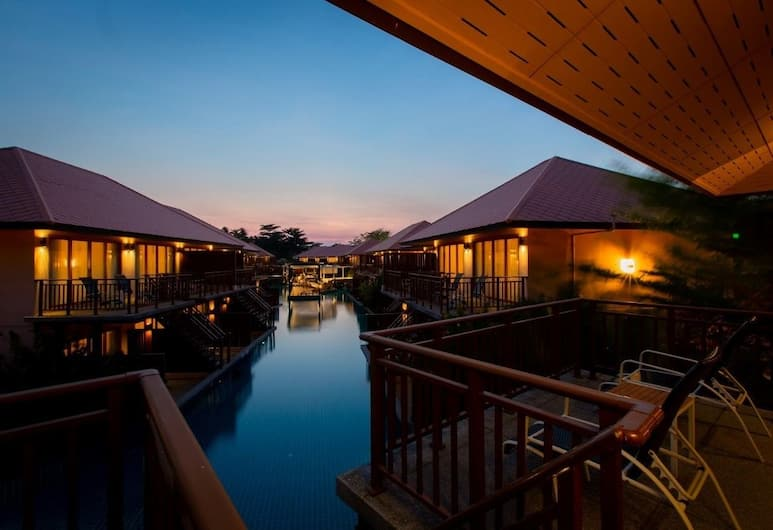 Venice Sea View Resort, Ko Yao, Premier Room Pool View, Balcony View