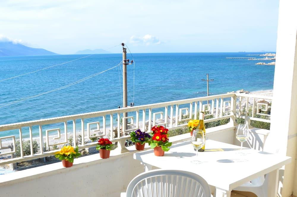 Family Suite with Sea View - Pemandangan Balkoni