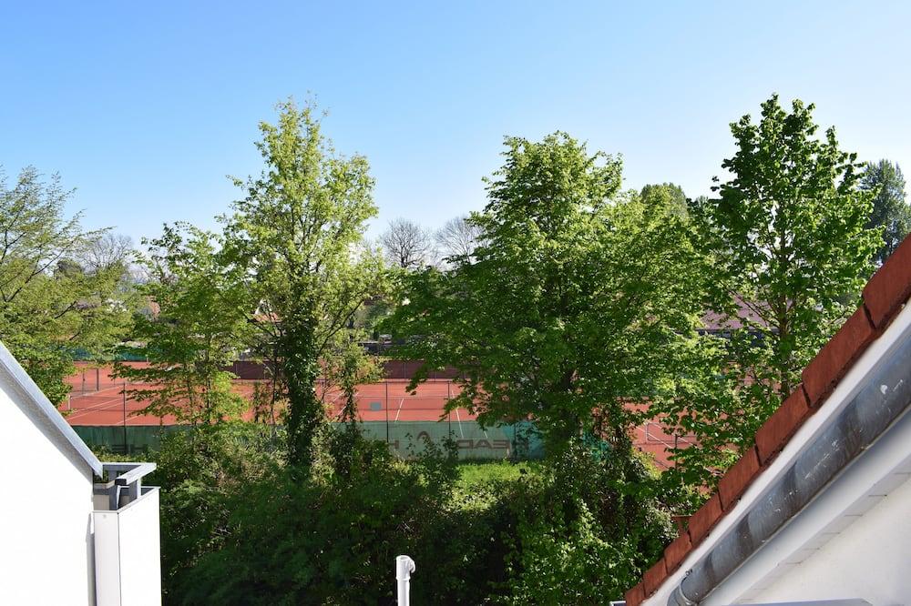 Apartment - Pemandangan Balkoni