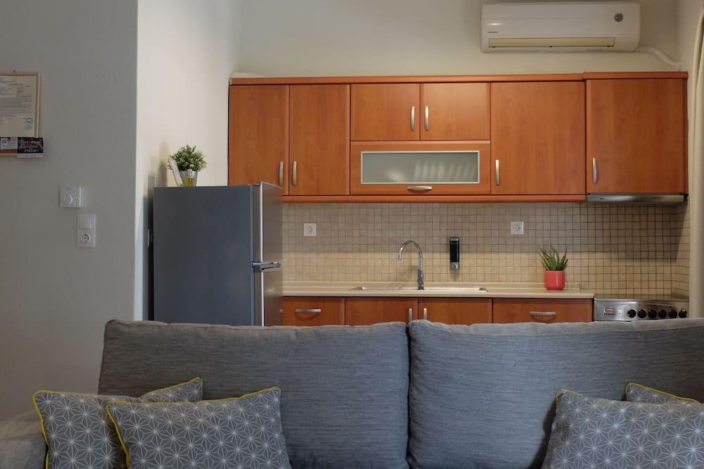 Basic-Studio (Anastasia) - Wohnbereich