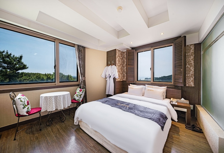 Incheon Prince Tourist Hotel, Incheon, Standard Double Room, Guest Room