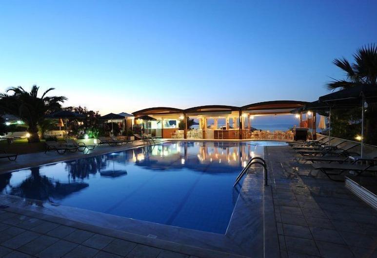 Nektar Beach Hotel, Ханья, Відкритий басейн