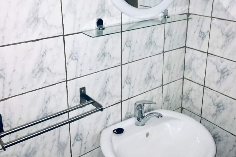 Senior Double Room - Bathroom Sink