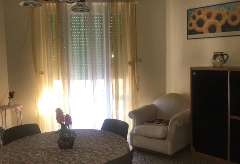 Holiday Mondello, Palermo, Appartamento Classic, Letti multipli, cucina, Area soggiorno