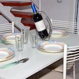 Casa Confort - Servicio de comidas en la habitación
