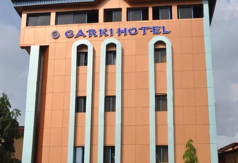 Garki Hotels, Abuja, Exteriér