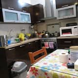 基本客房, 1 張標準雙人床 - 共用廚房