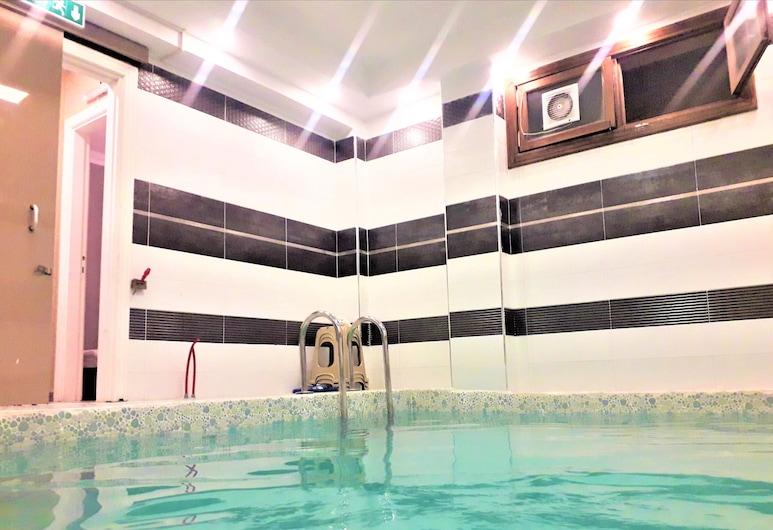 Valide-i Suit, Estambul, Habitación, 1 cama doble, piscina privada, Alberca cubierta