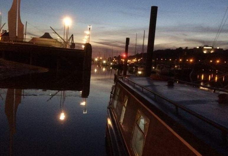 Stadtzentrum Gesamtes Narrowboat, Waterford, Pool