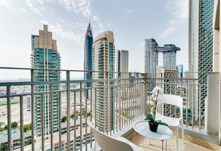 Arena Two Bedroom Apart - Ease By Emaar, Dubai, Deluxe Apartment, 2 Bedrooms, City View, City View