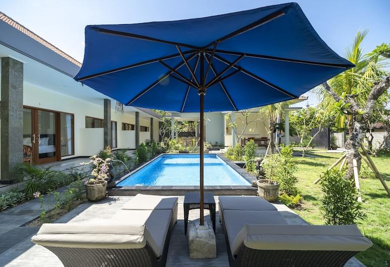 OYO 912 Pondok Garden Bali Guesthouse, Nusa Dua, בריכה חיצונית