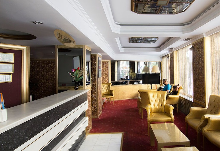 Hotel Alpin Laleli, Istanbul, Tiền sảnh