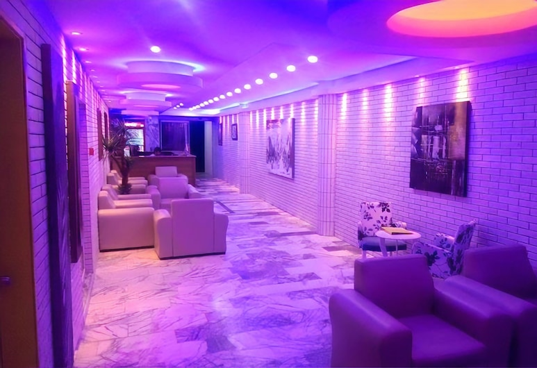 Vella Beach Hotel - All Inclusive, Alanya, Resepsiyon