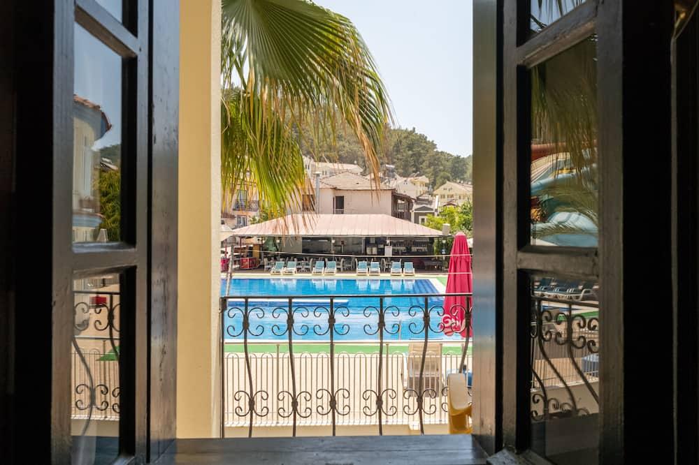 Pokój standardowy, widok na basen - Pokój