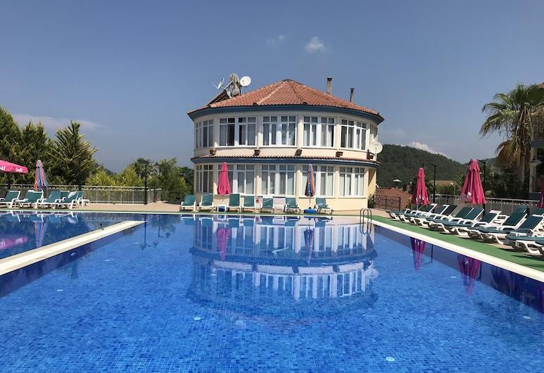 Hisar Aqua Hotel, Fethiye, Outdoor Pool