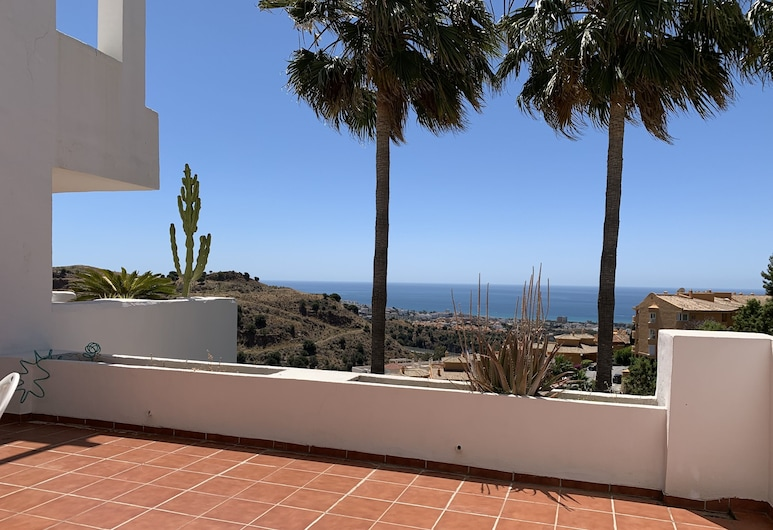 Calahonda Breathtaking Views, Mijas, Appartement Familial, 2 chambres, vue mer, Terrasse/Patio